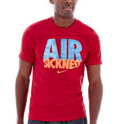 Nike® Air Sickness Graphic Tee