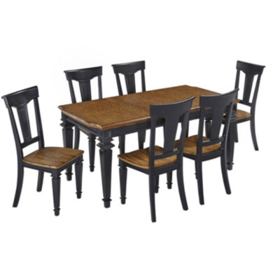 jcpenney.com | Bransford 7-pc. Rectangular Dining Set