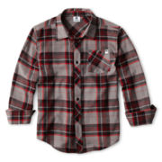 DC Shoes® Long-Sleeve Woven Shirt - Boys 8-20
