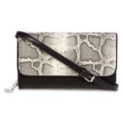 Liz Claiborne Eliza Crossbody Wallet