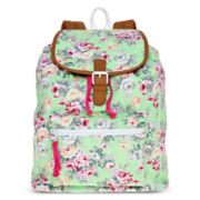 Olsenboye® Tropical Print Backpack