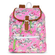 Olsenboye® Tropical Print Backpack