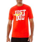 Nike® Just Do It Slash Tee