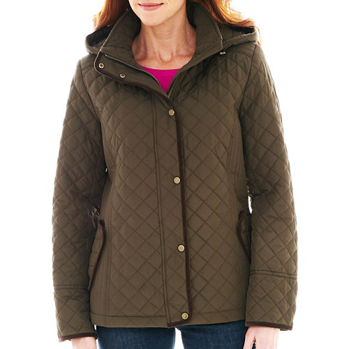 St. Johns Bay Womens Jacket