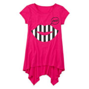 Total Girl® Graphic Tunic - Girls 7-16 and Plus