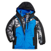 Weatherproof® Heavyweight Vestee Jacket - Preschool Boys 4-7