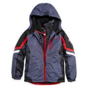 Weatherproof® Midweight Vestee Ski Jacket - Preschool Boys 4-7