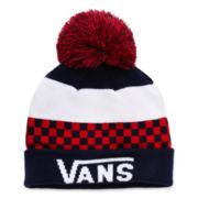 Vans® Pompom Beanie - Boys One Size