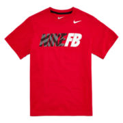 Nike® Graphic Athletic Tee - Boys 8-20