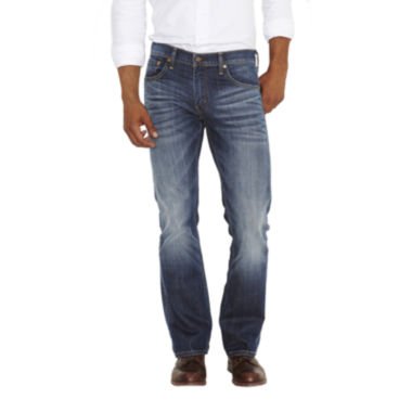 Levi's® 527™ Slim Bootcut Stretch Jeans - JCPenney