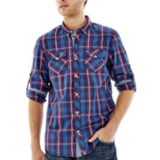 i jeans by Buffalo Mydo Long-Sleeve Woven Shirt