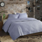 Madison Park Jonathan Quilted Coverlet Set