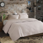Madison Park Simon Quilted Coverlet Set