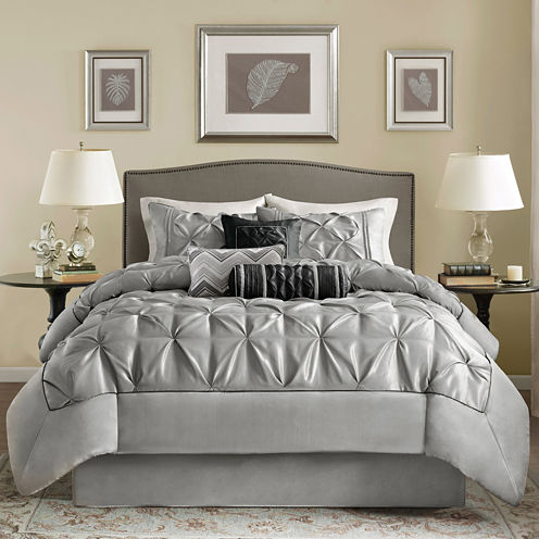 Madison Park Cynthia 7-pc. Comforter Set