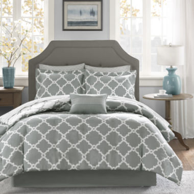 jcpenney.com | Madison Park Essential Almaden Complete Reversible Bedding Set with Sheets