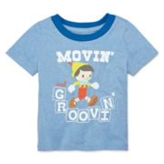 Disney Baby Collection Pinocchio Graphic Tee - Boys newborn-24m