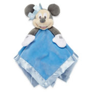 Disney Baby Collection Mickey Mouse Velour Blanket