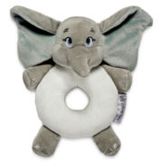 Disney Baby Collection Dumbo Plush Rattle