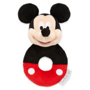 Disney Baby Collection Mickey Mouse Plush Rattle