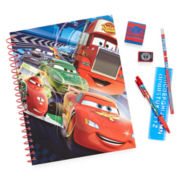 Disney Collection Cars Notebook