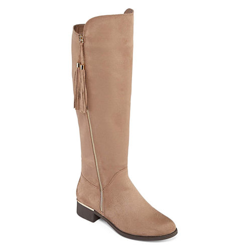 GC Shoes Tazzy Tassel Boots