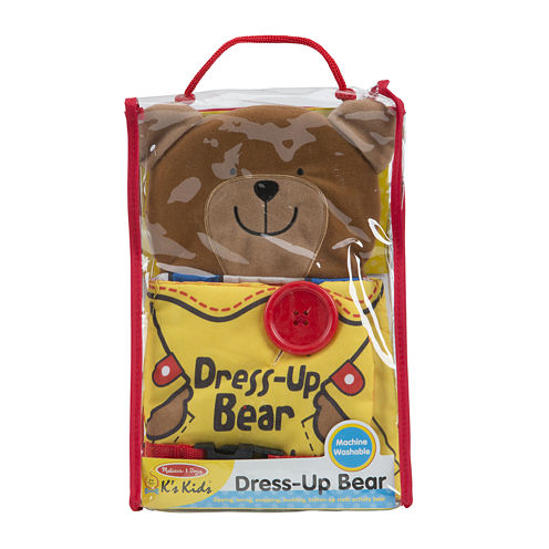 Melissa & Doug® Dress Up Bear