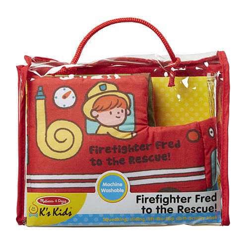 Melissa & Doug® Firefighter Fred to the Rescue