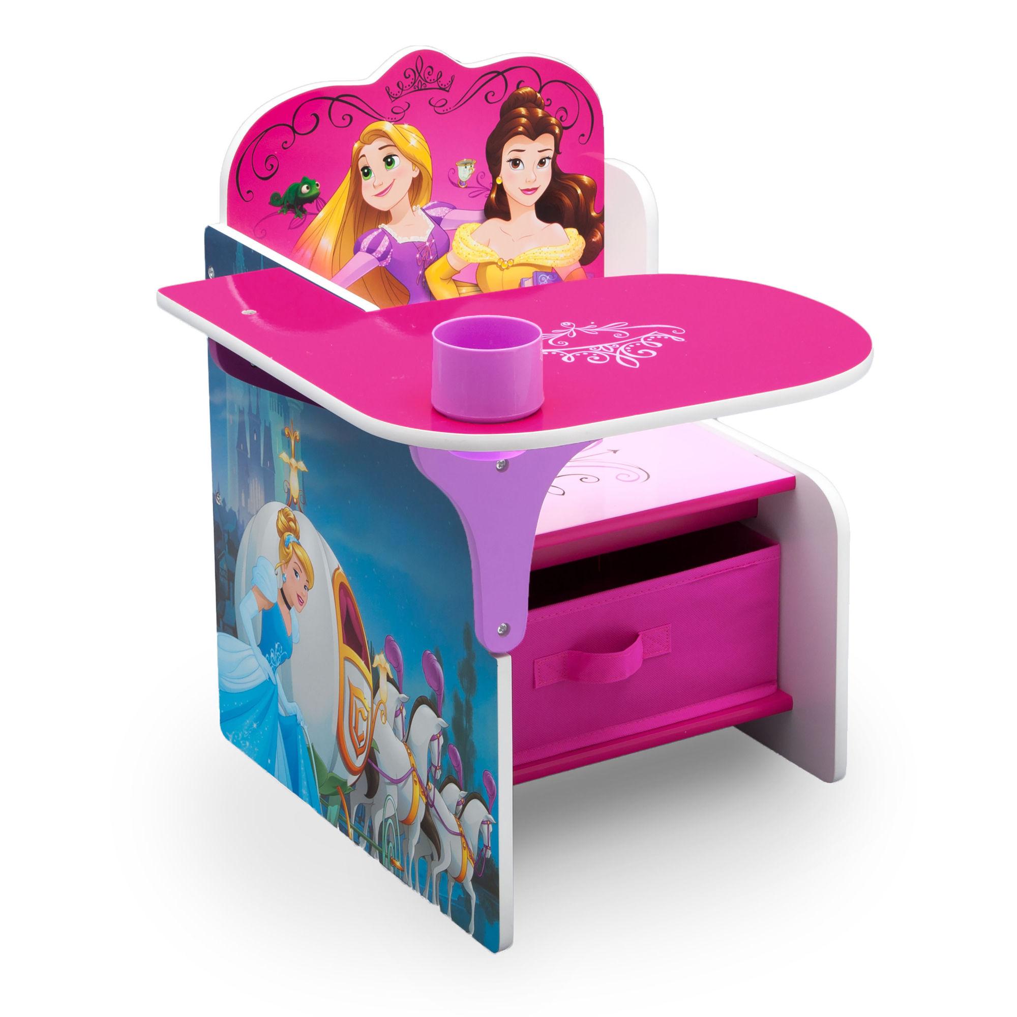 Upc 080213058227 Disney Princess Chair Desk With Storage