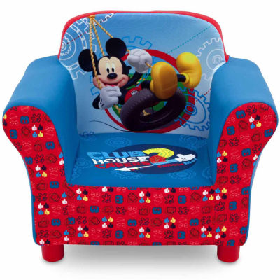 Charmant Disney Mickey Mouse Kids Chair