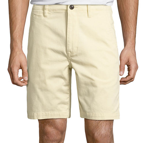 "Arizona 8 1/2"" Inseam Surfer Prep Shorts"