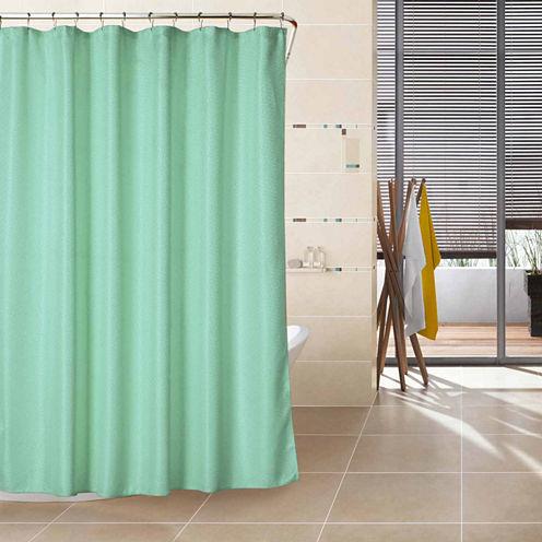 Duck River Joanne Mosaic Weave Shower Curtain