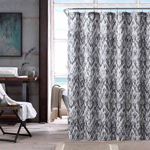 Kensie Neila Kensie Shower Curtain