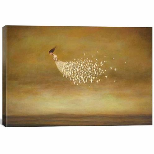 Icanvas Freeform Canvas Art