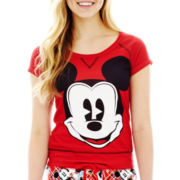 Disney Graphic Short-Sleeve Sleep Tee