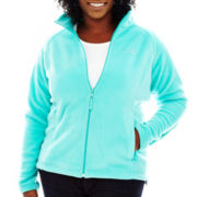 Columbia® Three Rivers™ Fleece Jacket - Plus