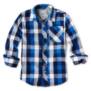 Arizona Long-Sleeve Woven Shirt - Boys 2t-6