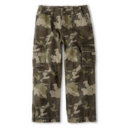 Arizona Twill Cargo Pants - Boys 2t-6