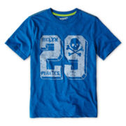 Arizona Slub Short-Sleeve Graphic Tee - Boys 6-18