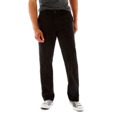 jcpenney.com | Arizona Relaxed Straight Uniform Pants