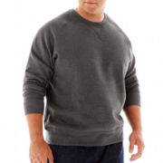 The Foundry Supply Co.™ Fleece Crewneck–Big & Tall