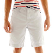 Arizona Solid Twill Shorts