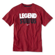 Nike® Winning Graphic Tee - Boys 8-20