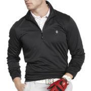 IZOD® Golf Long-Sleeve Slim-Fit Pullover