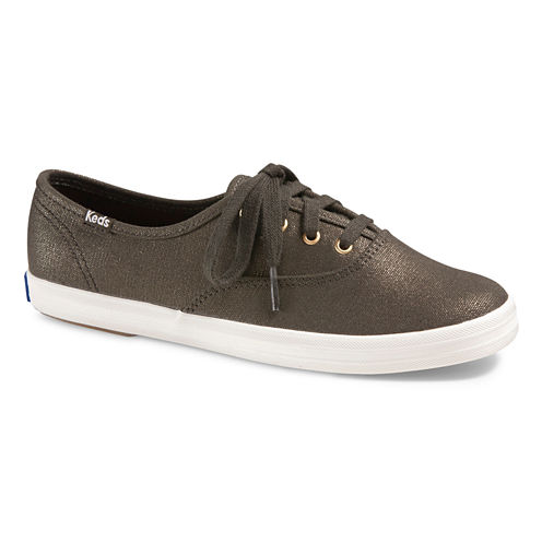 Keds® Champion Metallic Lace Up Sneaker