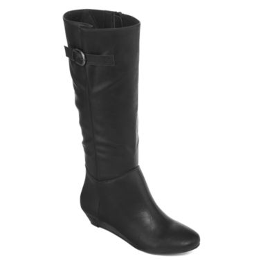 jcpenney.com | Arizona Anella Riding Boots - Wide Calf