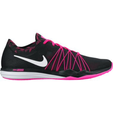 jcpenney.com | Nike® Womens Nike Dual Fusion Hit Print Training Shoes
