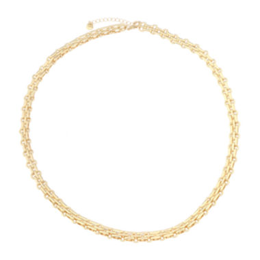 jcpenney.com | Monet® Gold-Tone Link Necklace