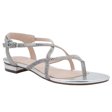 jcpenney.com | I.Miller Krimson Jeweled Sandals