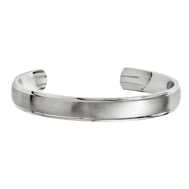 jcpenney.com | Mens Stainless Steel Cuff Bracelet