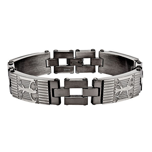 Mens Stainless Steel Chain Bracelet